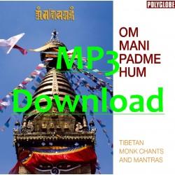 TIBETISCHE MOENCHE VOM KLOSTER MAITRI VIHAR - Om Mani Padme Hum - MP3