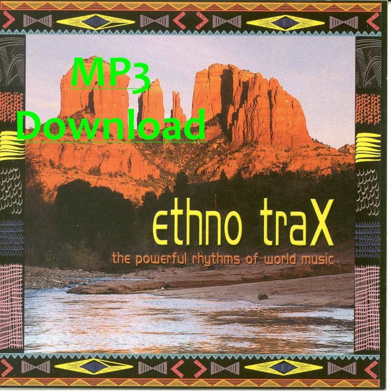 DIVERSE - Ethno Trax - MP3