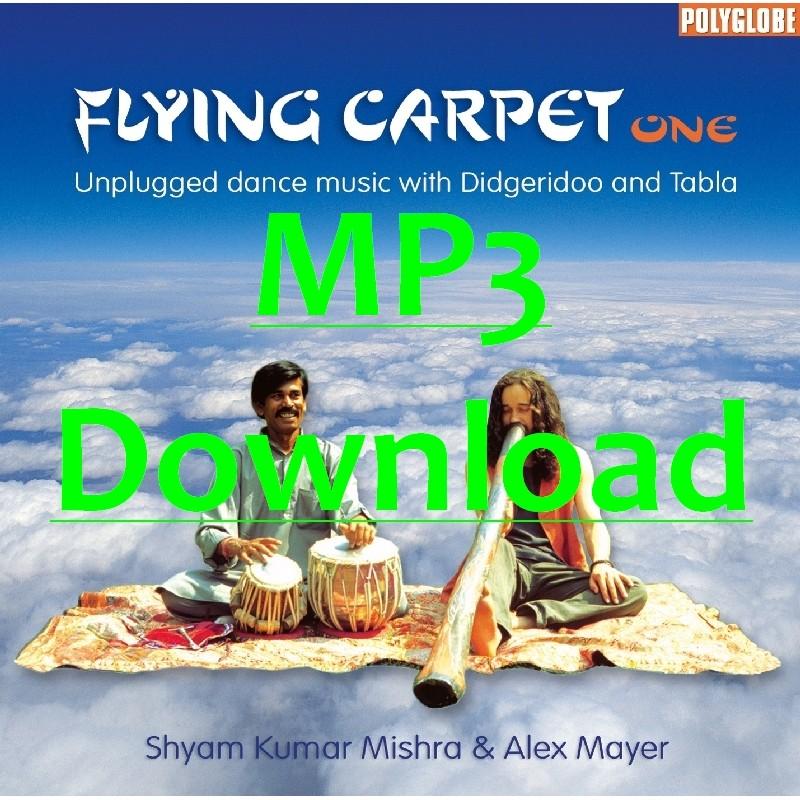 MAYER ALEX & MISHRA SHYAM KUMAR - Flying Carpet ONE - MP3