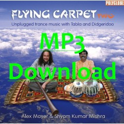 MAYER ALEX & MISHRA SHYAM KUMAR - Flying Carpet TWO - MP3