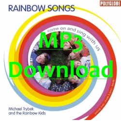 TRYBEK MICHAEL - Rainbow Songs - MP3