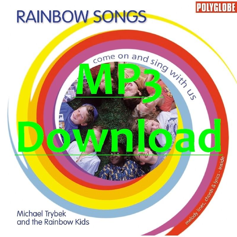TRYBEK MICHAEL - Rainbow Songs - MP3