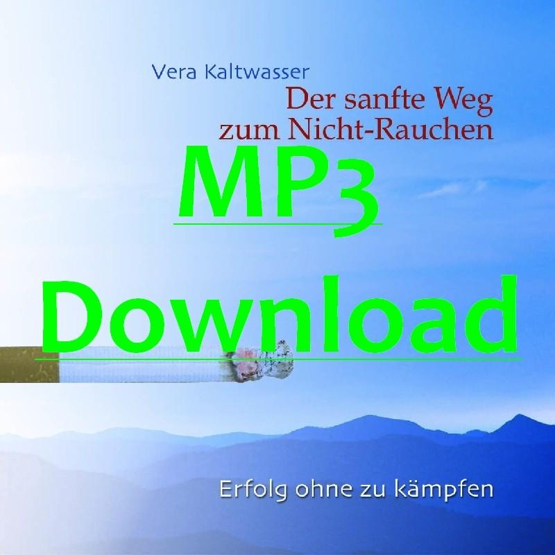 KALTWASSER VERA - Der sanfte Weg zum Nicht-Rauchen - MP3