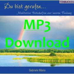 GABRIELE MARIA - Du bist gerufen - MP3