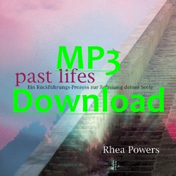 POWERS RHEA - Past Lifes - MP3
