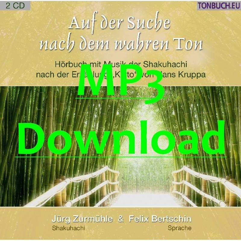 ZURMUEHLE JUERG - Auf der Suche nach dem wahren Ton - 2CD-MP3