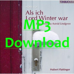 FLATTINGER HUBERT - Als ich Lord Winter war - MP3