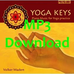 MADERT VOLKER - Yoga Keys - MP3