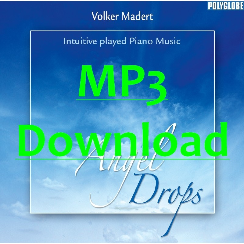 MADERT VOLKER - Angel Drops - MP3