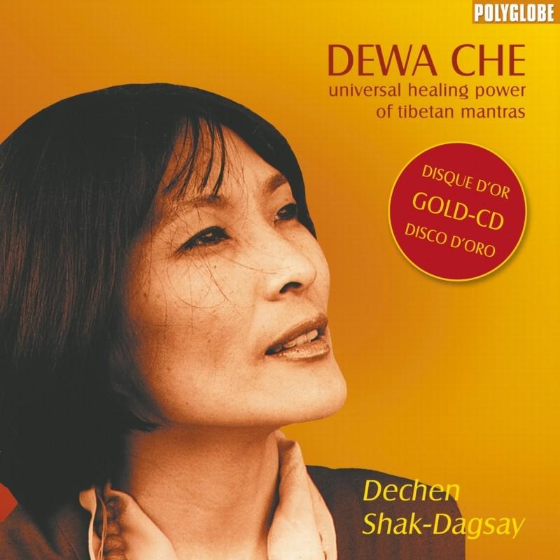 SHAK-DAGSAY DECHEN - Dewa Che - CD