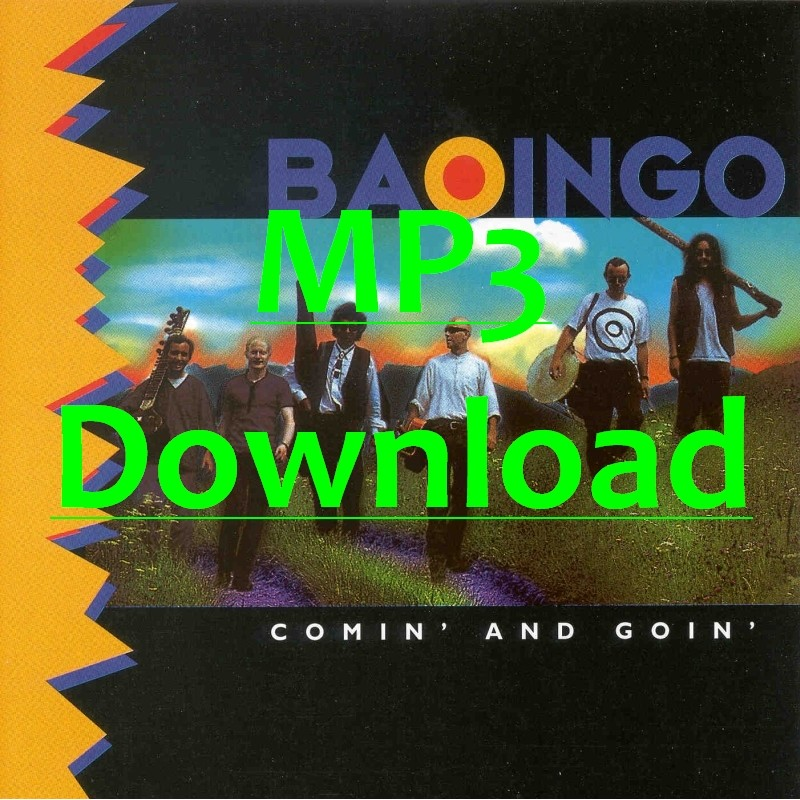 COMIN´AND GOIN´- Baoingo - MP3