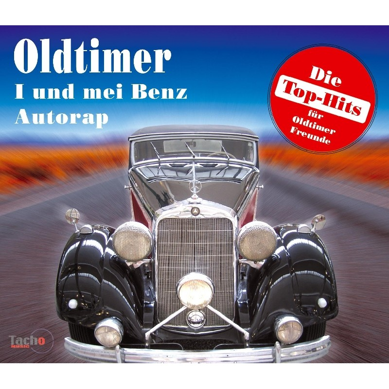 FENDER GUIDO - Oldtimer - Single CD