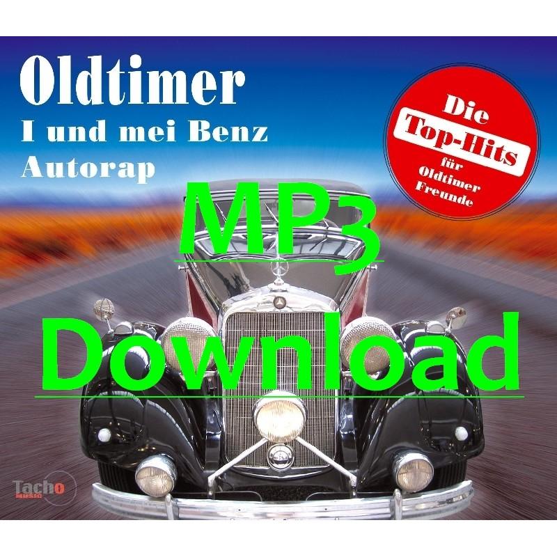 FENDER GUIDO - Oldtimer - Single CD - MP3