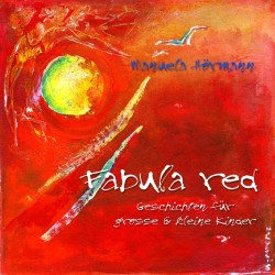 HOERMANN MANUELA - Fabula Red & Blue - 2 CDs & 1 Taschenbuch
