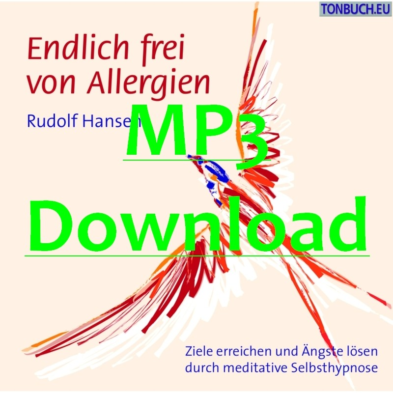 HANSEN RUDOLF - Endlich frei von Allergien - MP3 Download