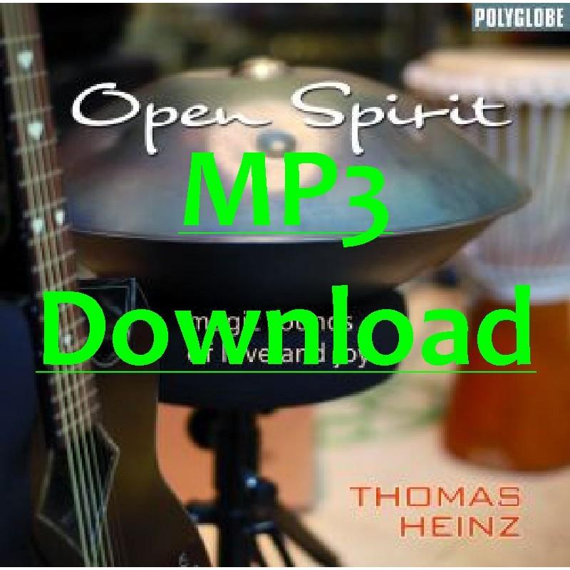 THOMAS HEINZ - Open Spirit - MP3
