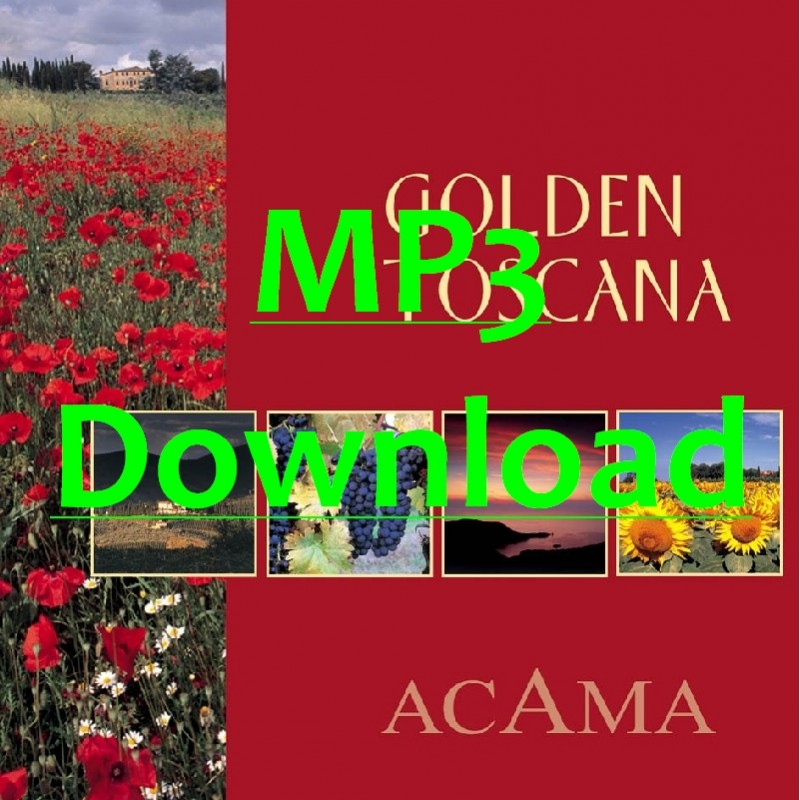 ACAMA - Golden Toscana - MP3
