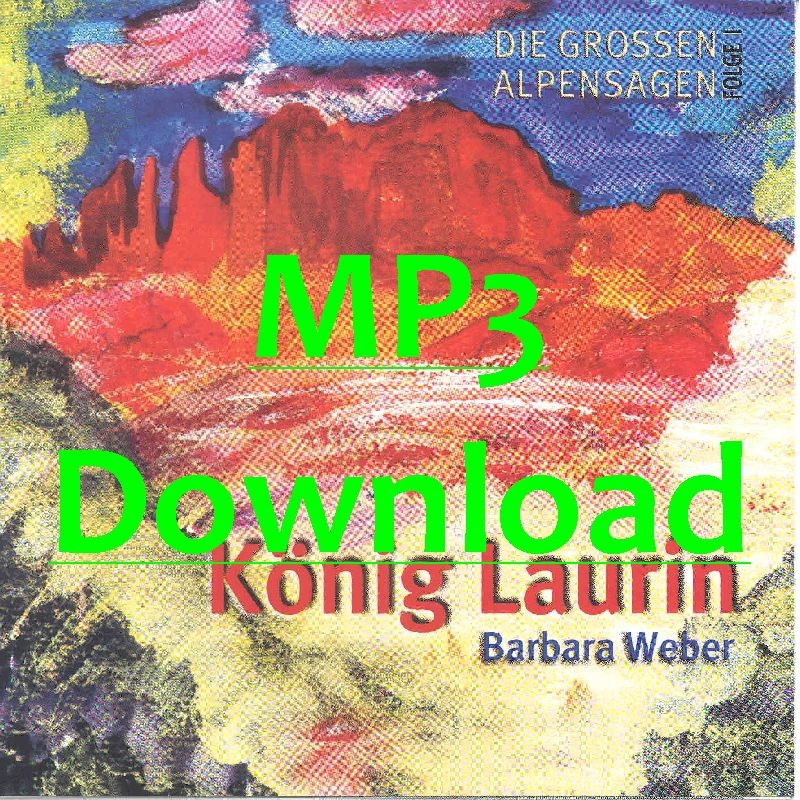 KÖNIG LAURIN - Weber Barbara - MP3