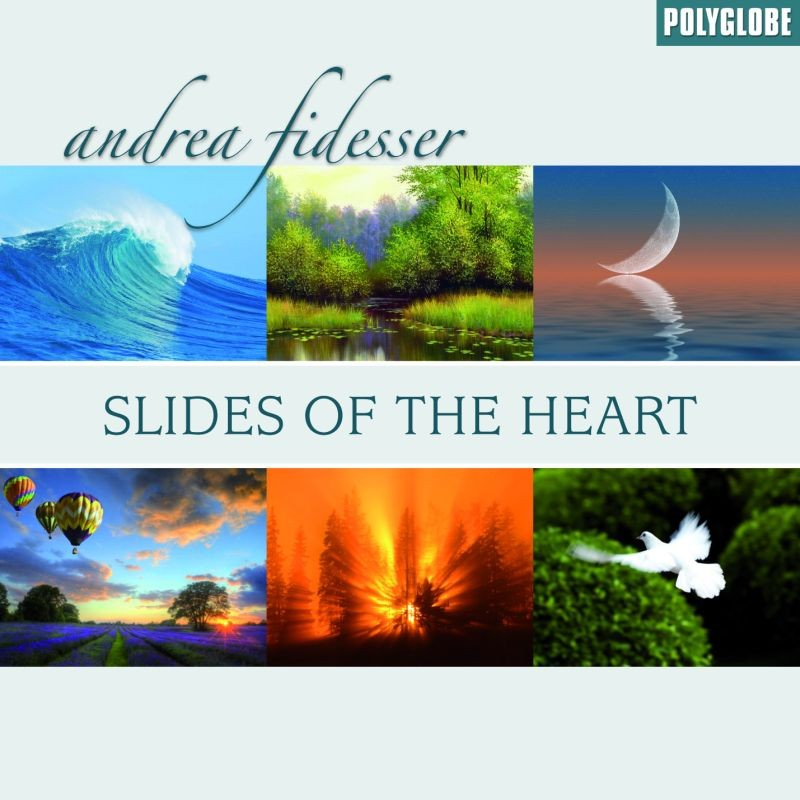 FIDESSER ANDREA - Slides Of The Heart - CD
