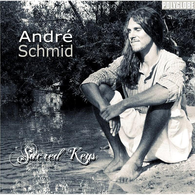 SCHMID ANDRE - Sacred Keys - CD