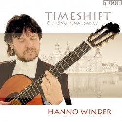 WINDER HANNO - Timeshift - CD