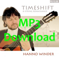 WINDER HANNO - Timeshift - MP3
