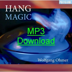 OHMER WOLFGANG - Hang Magic - MP3