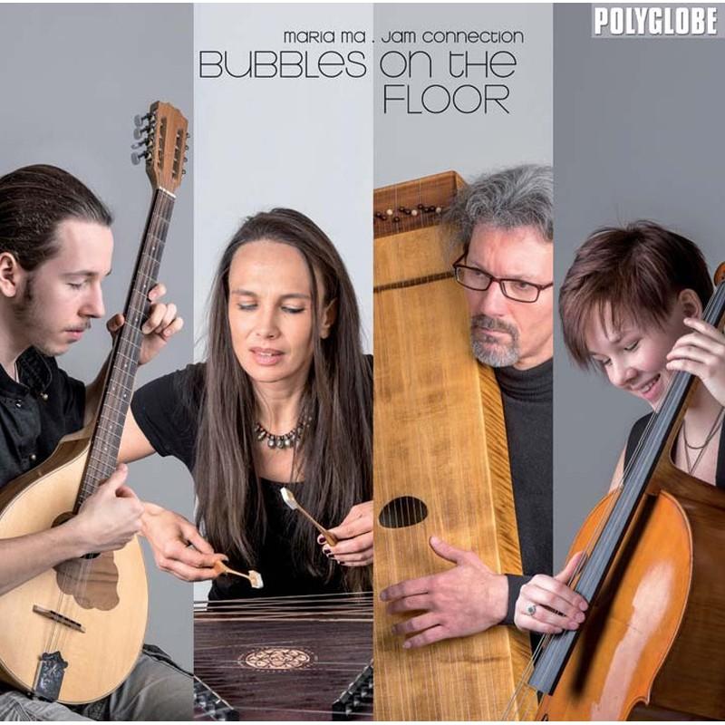 MARIA MA u INNANNA JAM CONNECTION - Bubbles on the FLoor - CD