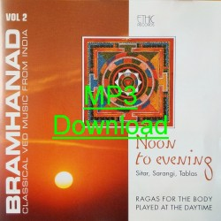 BRAMHANAD Vol 2 - NOON TO EVENING - mp3