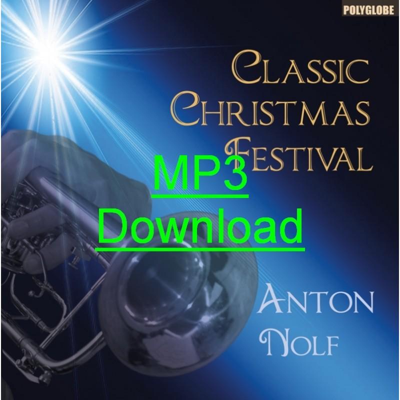 NOLF ANTON - CLASSIC CHRISTMAS FESTIVAL - MP3