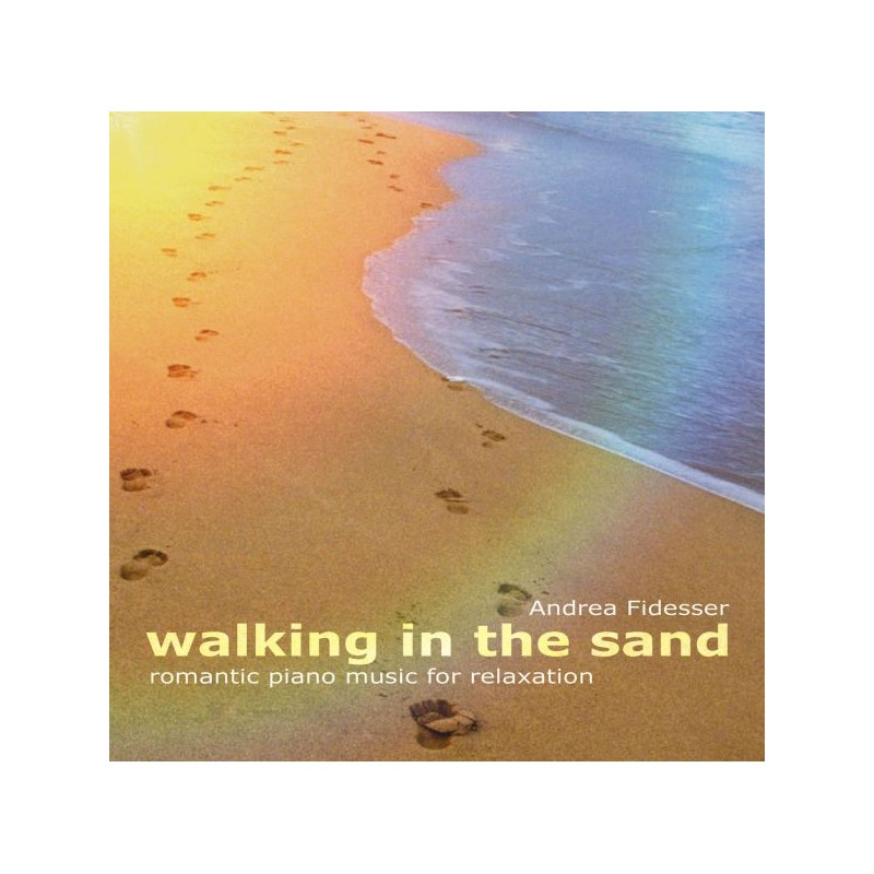 FIDESSER ANDREA - Walking in the Sand