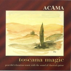 ACAMA - Toscana Magic - CD
