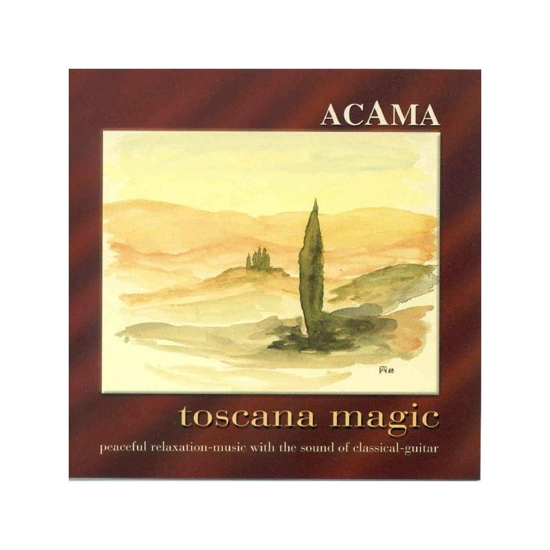 ACAMA - Toscana Magic - CD