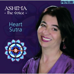 ASHIMA - Heart Sutra- CD