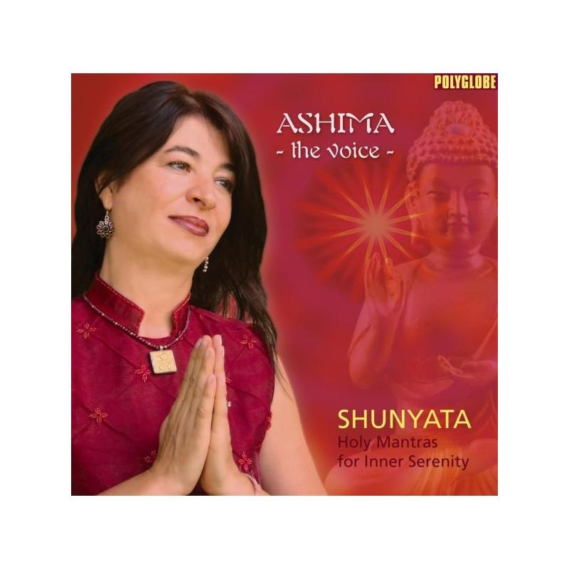 ASHIMA - Shunyata - CD