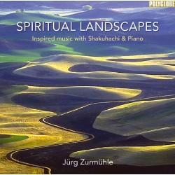 ZURMUEHLE JUERG - Spiritual Landscapes - CD