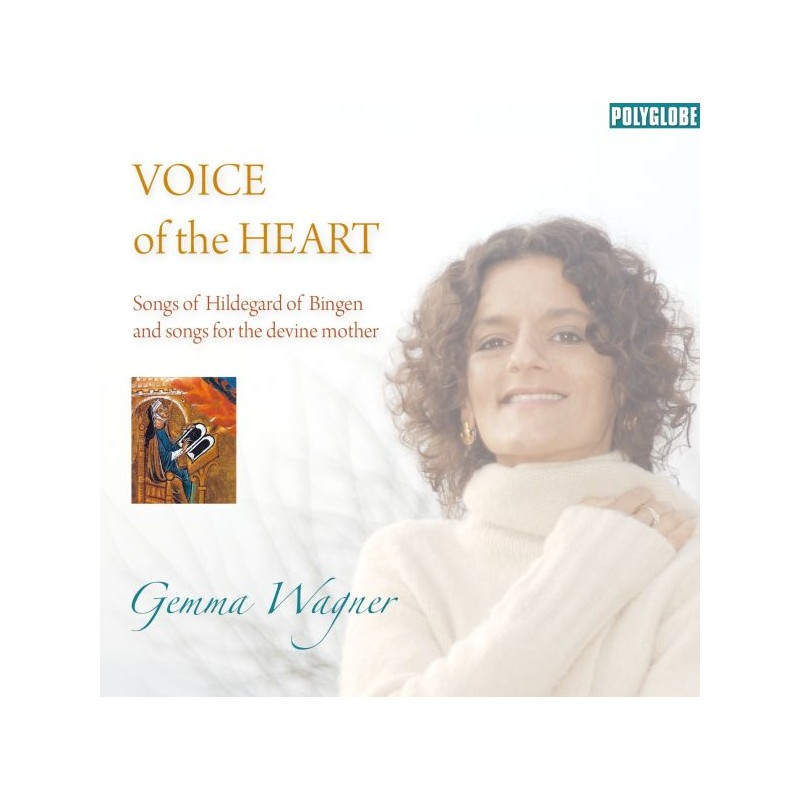 WAGNER GEMMA - Voice of the heart - CD