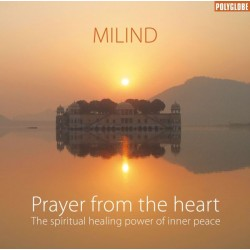 MILIND - Prayer from the heart - CD