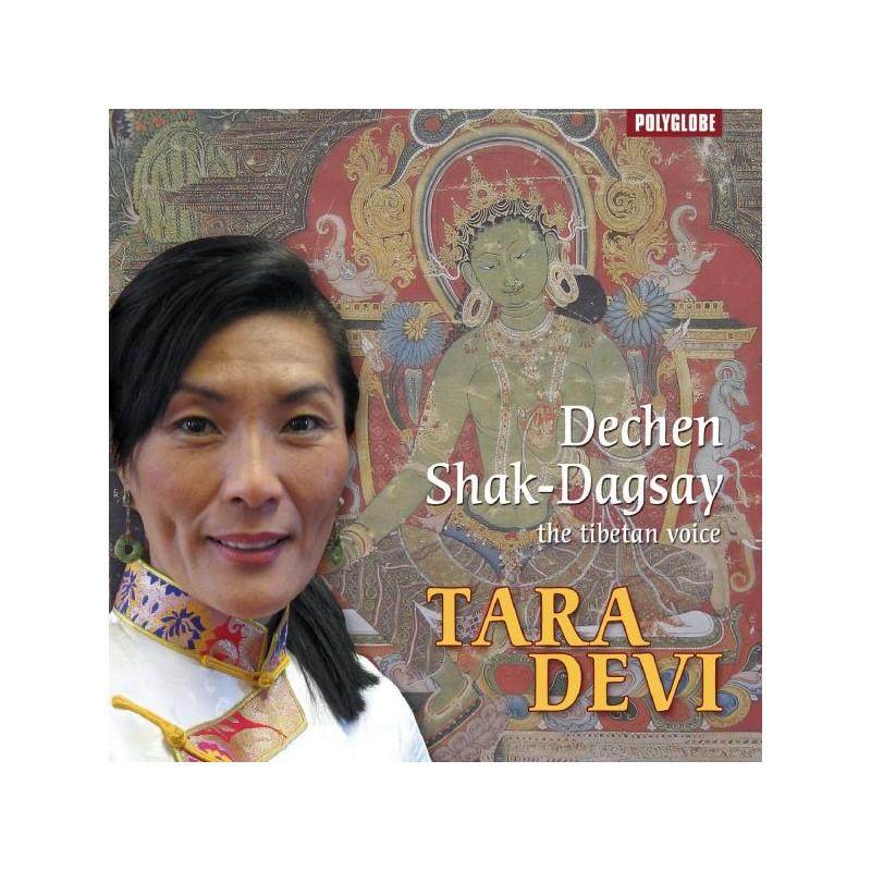 SHAK-DAGSAY DECHEN - Tara Devi - CD