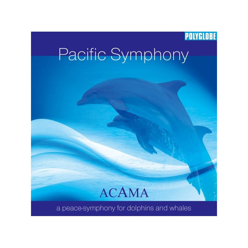 ACAMA - Pacific Symphony - CD