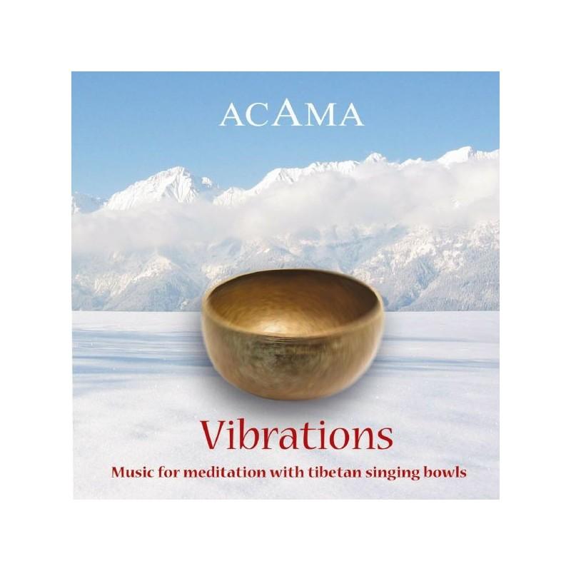 ACAMA - Vibrations - CD