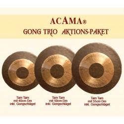 ACAMA - GONG TRIO